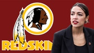 AOC rips Washington Redskins over 'Blackout Tuesday' post