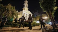 Washington's historic St. John's Church damaged by rioters