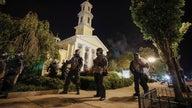 Washington's historic St. John's Church damaged by rioters