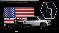 In Ohio, Vice President Pence unveils first electric pickup in US