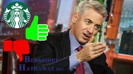 After dumping Warren Buffett and Berkshire Hathaway, Ackman says his hedge fund is up big