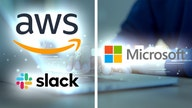 Amazon, Slack team up against Microsoft