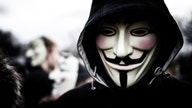 Hackers and hucksters reinvigorate 'Anonymous' brand amid protests