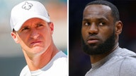 LeBron, others rip Drew Brees for opposing NFL anthem kneeling protests