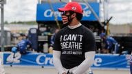 NASCAR's Bubba Wallace on Confederate flag ban, drivers' support