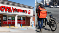 Coronavirus demand leads CVS, DoorDash to team up for sundries delivery