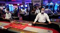 Casino stocks jump as Las Vegas Strip lights up