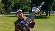 A safe return for golf as Berger wins Colonial in a playoff