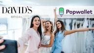 David's Bridal, Popwallet partner to add digital options for customers