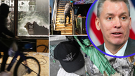 NYPD: Evidence of organized looting
