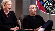 Jeffrey Katzenberg and Meg Whitman struggle with their startup — and each other
