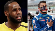 LeBron James expresses support for NASCAR's Bubba Wallace after noose found in his garage