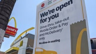 McDonald's same-store sales down just 5% in May after April coronavirus plunge