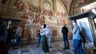 Several famed museums reopen across Europe