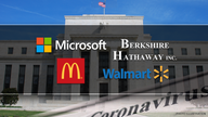 Fed bought debt from Walmart, McDonald's, Berkshire Hathaway and Microsoft as part of coronavirus response