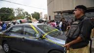 Gunmen attack Pakistani stock exchange, six killed: police