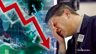 Dow sinks 710 points on coronavirus spike, global recession fears