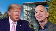 Trump says Amazon 'destroying' shopping malls, hollowing out towns