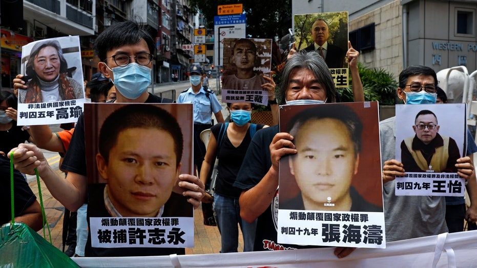 Japan, Taiwan dismayed by China's new security law for Hong Kong
