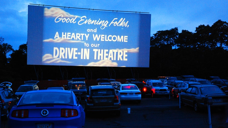 Walmart turning 160 parking lots into drive-in theaters