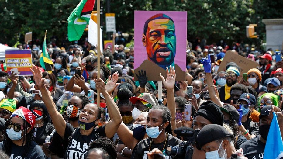 US workers strike against racial injustice
