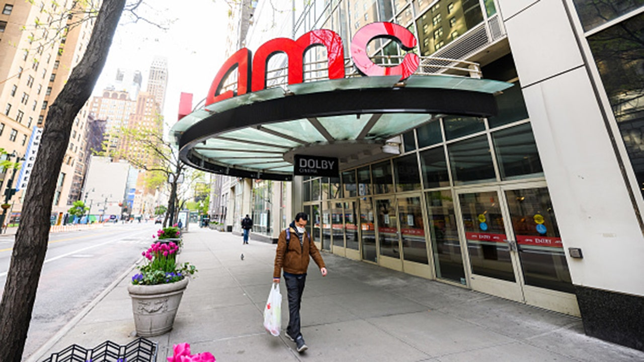 Theater chain AMC says it could run out of cash by year-end – Fox Business