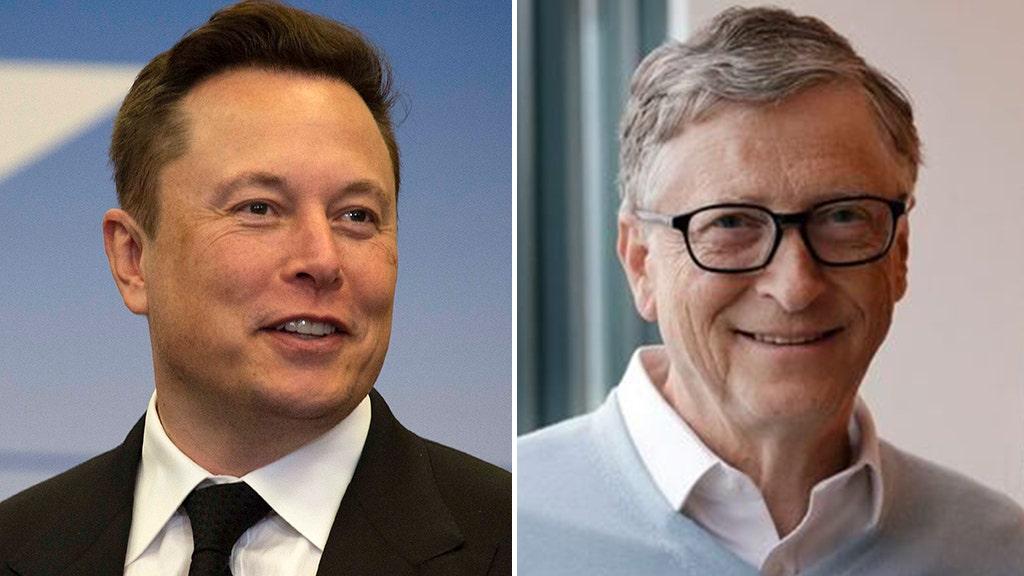 Bill Gates détrôné de la deuxième place d'homme le plus riche du monde