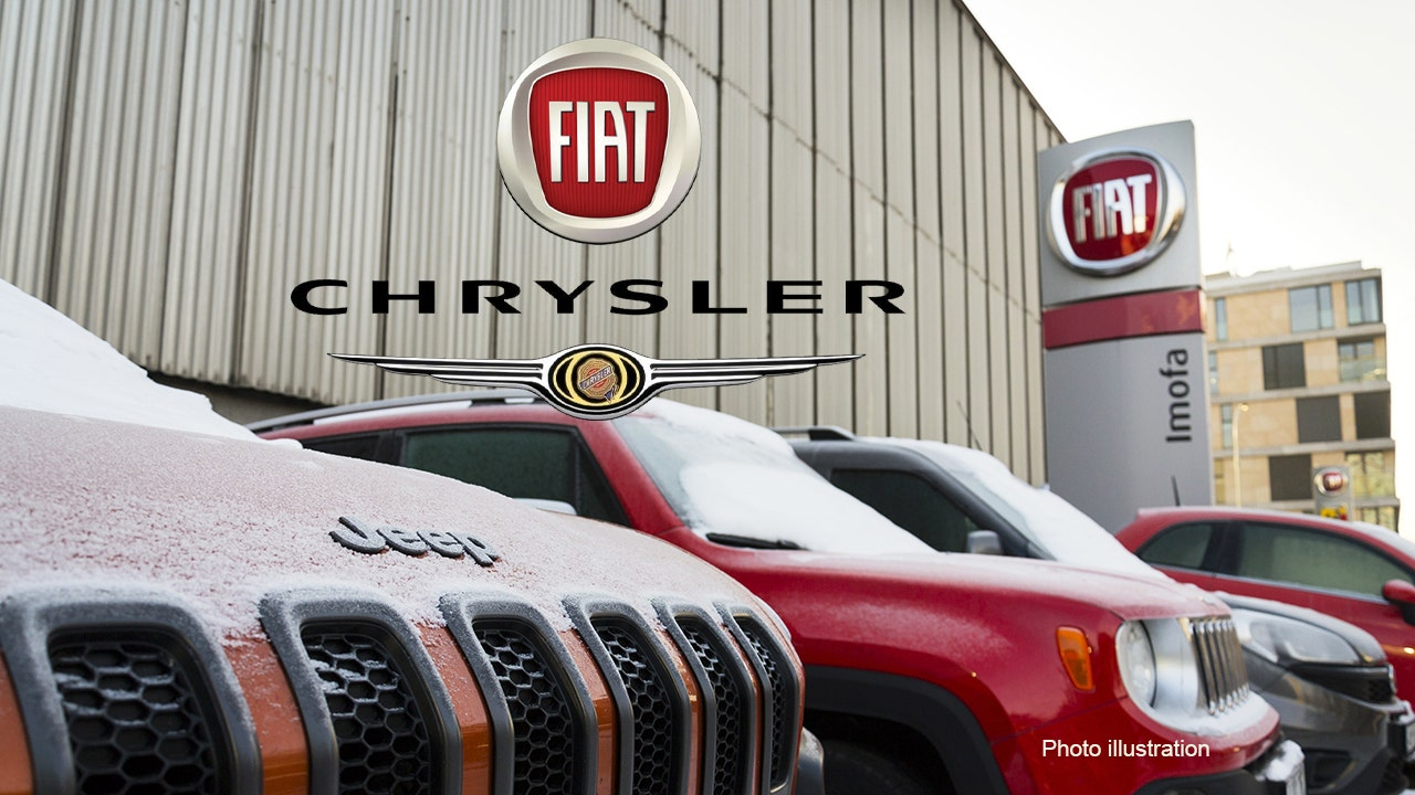 Fiat Chrysler posts lower-than-expected operating loss in second quarter |  Fox Business