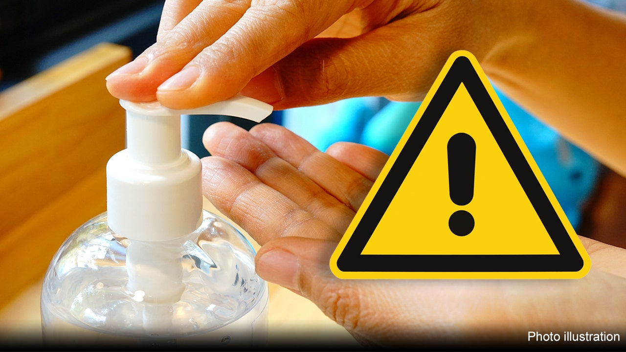 FDA adds methanol warning to more coronavirus hand sanitizer products - Fox Business