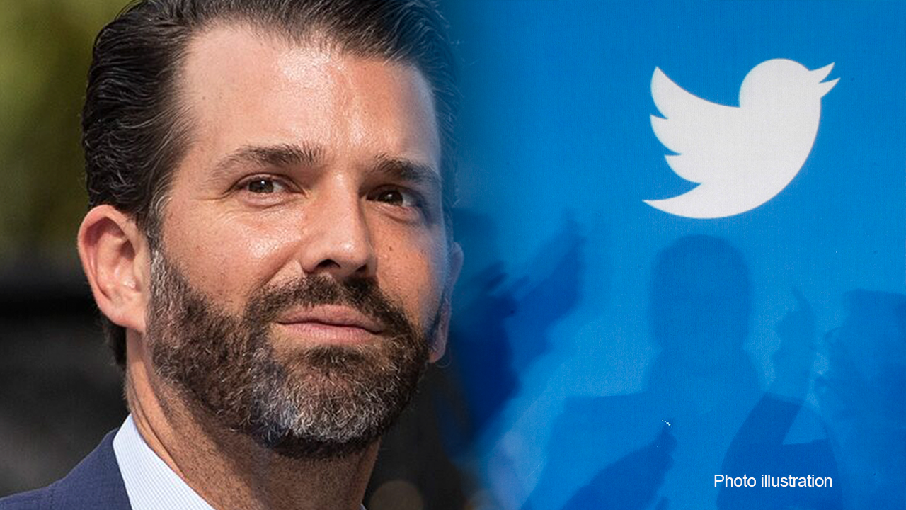 Twitter Limits Donald Trump Jr S Account Features After Hydroxychloroquine Tweet Fox Business