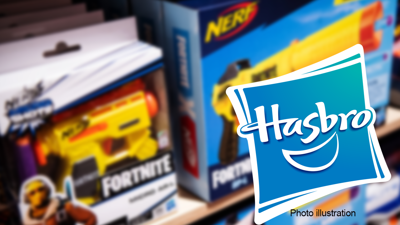 Toymaker Hasbro raising prices ahead of holiday crunch