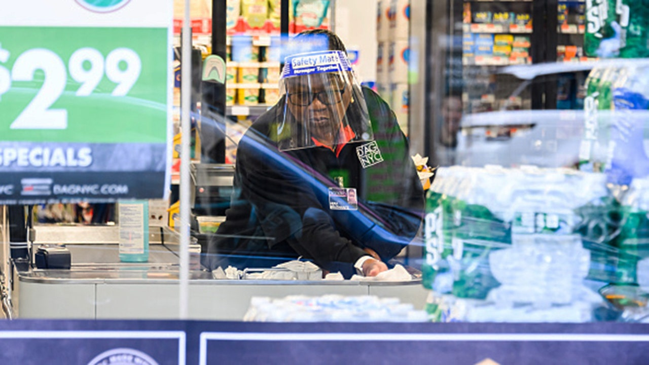 Grocery markets face growing problems over pandemic pay