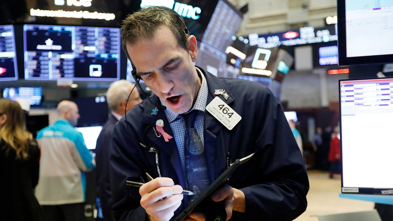 Stocks drift ahead of the Fed – Fox Business