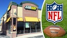 NFL, Subway ink multi-year official sponsor deal