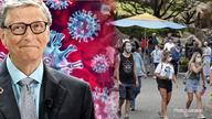 Bill Gates: Aversion to coronavirus masks 'hard to understand'
