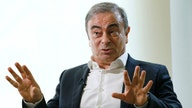 Ghosn says he is aiding those who helped him flee to Lebanon