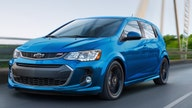 GM discontinues Chevy Sonic due to declining demand