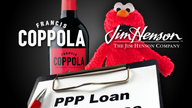 Coppola and Henson companies get loans for winery, puppetry