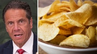 NY bar offers 'Cuomo chips' to satisfy gov's rule on alcohol sales