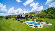Pittsburgh Pirates' former owner auctioning off 63-acre estate