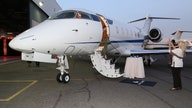Coronavirus helps private jet companies clean up while commercial airlines struggle