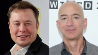 Bezos, Musk had 'friendly' meetings about space before Blue Origin, SpaceX 'budding rivalry': new book