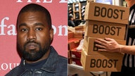 Kanye West seeks to use Wyoming warehouse for Yeezy