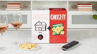 Cheez-It launches rosé wine and cracker snack pack