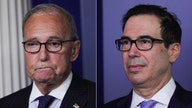 Treasury Secretary Steven Mnuchin, Kudlow to fulfill Trump term
