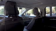Lyft to install coronavirus sneeze guards in driver cars