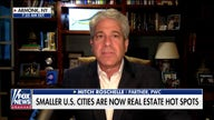 Smaller US cities becoming real estate hot spots amid coronavirus crisis: Real estate expert