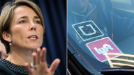 Massachusetts sues Uber, Lyft over driver misclassification