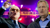Giuliani on NYC Mayor de Blasio: 'People are dying because of his incompetence'