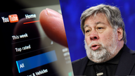 Apple co-founder suing Google, YouTube over cryptocurrency scams